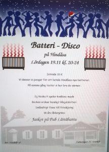 batteri-disco