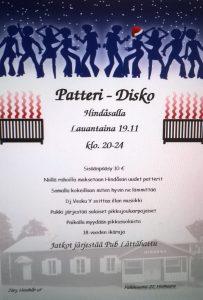 patteri-disko